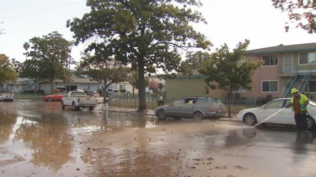 San Jose Residents Question the Lack of Flood Protection Controls Along Coyote Creek