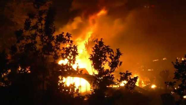 State Report Finds Sonoma Co. Fire Warnings 'Misunderstood'
