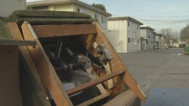 San Jose Apartment Tenants Claim 'Retaliatory' Evictions