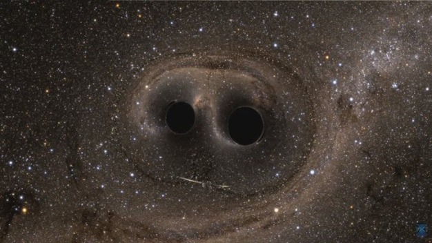 Stanford Scientists Detect Gravitational Wave