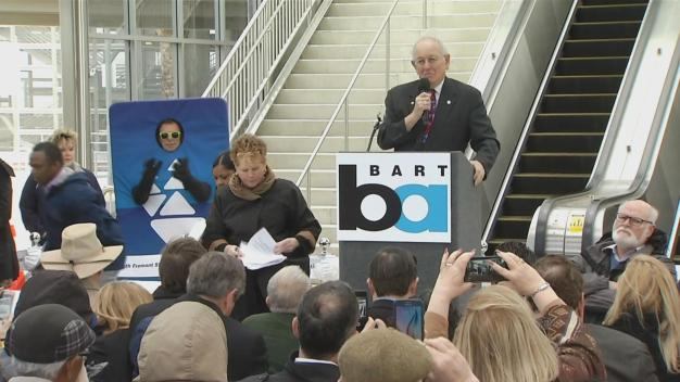 Highly-Anticipated Warm Springs BART Station Unveiled