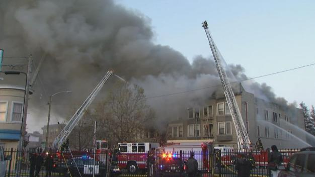 3 Dead, 1 Unaccounted for After 4-Alarm Fire in Oakland