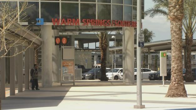 Commuters Welcome New Warm Springs BART Station in Fremont