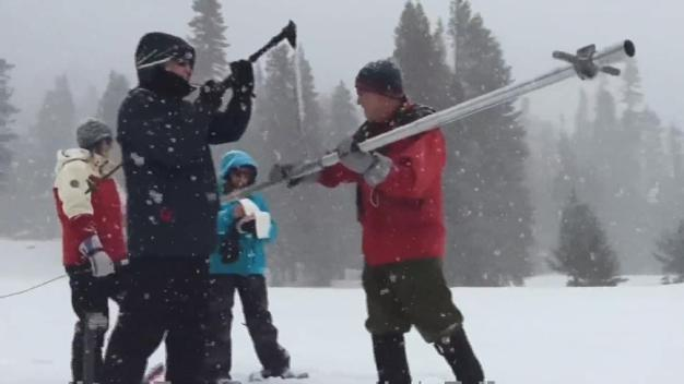 Snowpack Is the Highest Since 2011, Raising Flood Threat