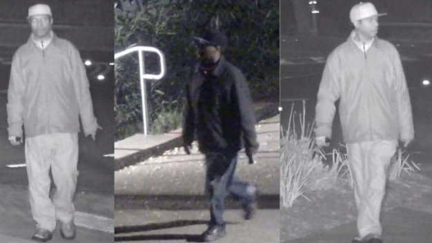 Police Searching for Suspected Prowler in Berkeley