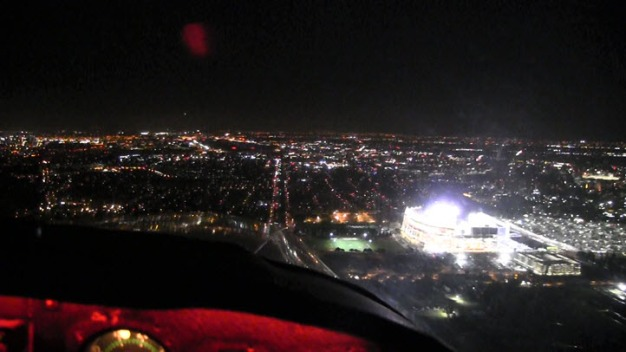 FAA E-mails Show More Safety Concerns About Levi's Stadium Lights