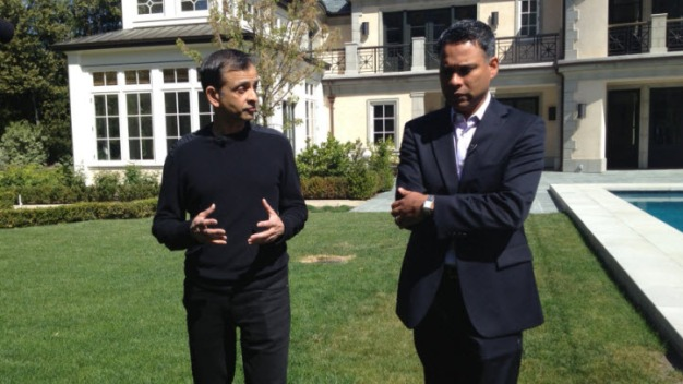 The Interview: Vivek Ranadive