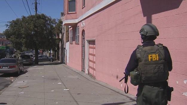 FBI Recovers Gun Stolen From Agent's Car in SF