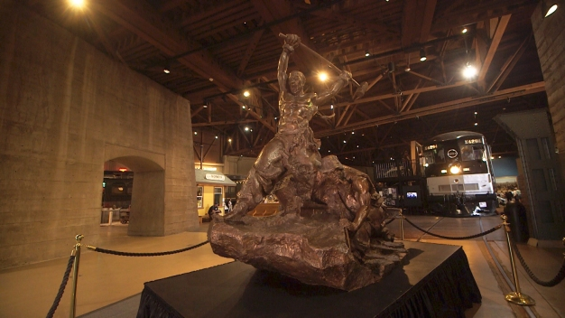A Look at the New Monument to Honor Chinese Railroad Workers