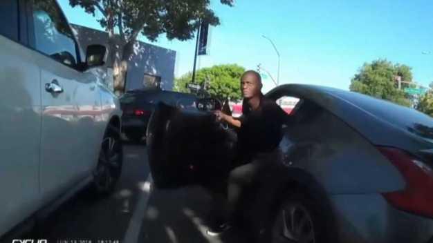 Viral Video Shows Confrontation Over San Jose Bike Lane