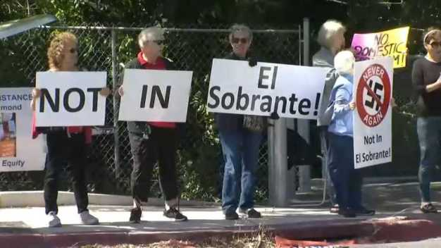 Group Rallies to Remove Swastika From El Sobrante Home