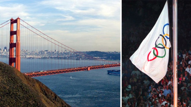 SF Meets with USOC About 2024 Olympic Games