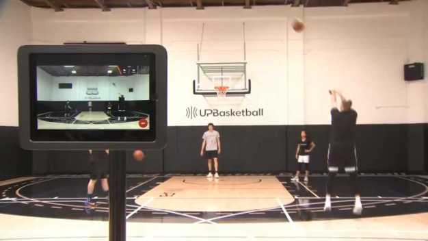 Home Court: New App Helps Hoopers Improve Basketball Skills