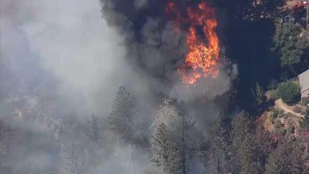 Fire Prompts Mandatory Evacuations Near Healdsburg: Cal Fire