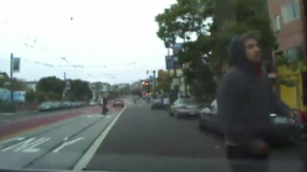 Police Release Dashcam Pictures in SF Gay Activist Case