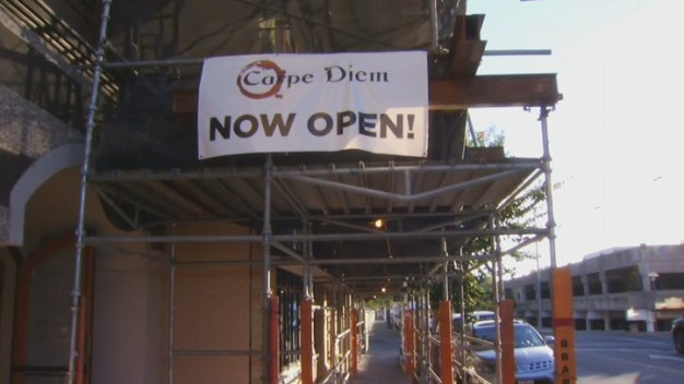 Businesses Still Recovering After Napa Quake