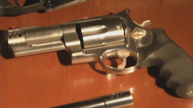 Off-Duty Cop's Guns Stolen in Oakland
