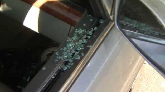 Police Investigate Rash of Car Break-Ins in Antioch