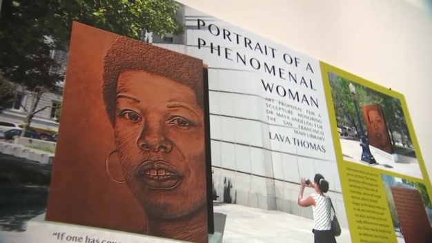 SF Tribute to Maya Angelou Delayed After Artist Rejected