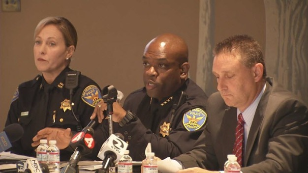 San Francisco Police Provide Update on Officer Shot at Community Meeting