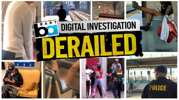 BART 'DERAILED': The Good, the Weird and the Dangerous