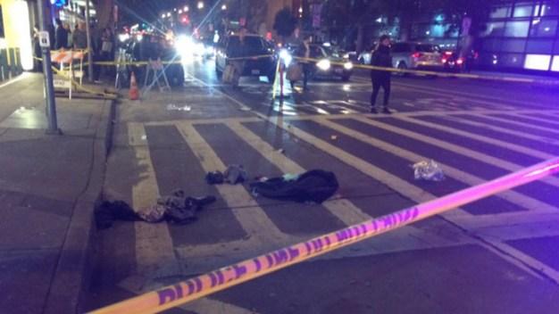 SFPD Investigating Shooting Near Westfield Mall