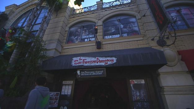 San Francisco Dungeon Gets the Drop on Entertainment