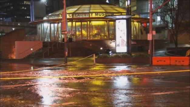 121-Year-Old Water Main Breaks, Snarls Traffic in SF