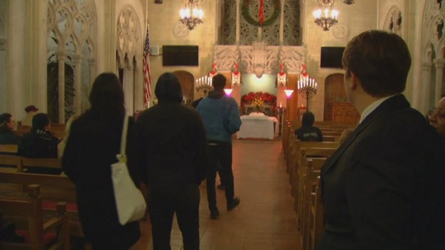 Vigil Service Held for Victims in Oakland Warehouse Fire