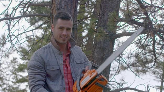 Ben's Got Wood