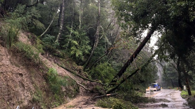 Flooding Concerns Mount as Powerful Storm Hits Bay Area