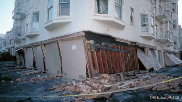 VIDEO VAULT: Loma Prieta Quake Special Part 1