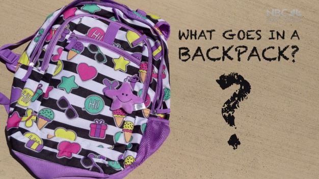How To Build A Backpack - Supporting Our Schools