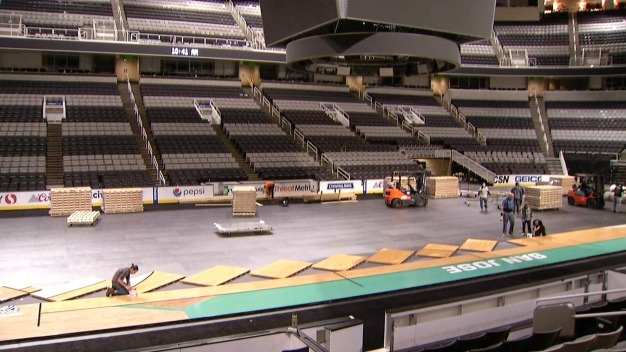 SAP Center to Host NCAA March Madness Basketball Tournament