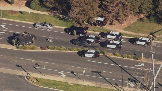 Walnut Creek Homicide Suspect in Lengthy Standoff With Police in Martinez
