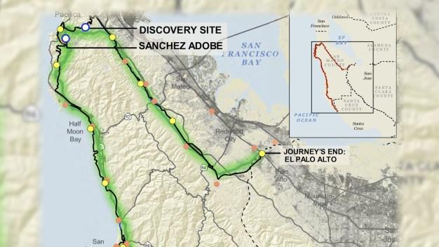 Ohlone-Portola Heritage Trail