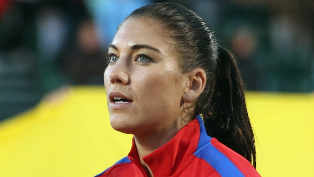 U.S. Soccer Stands by Hope Solo Decision