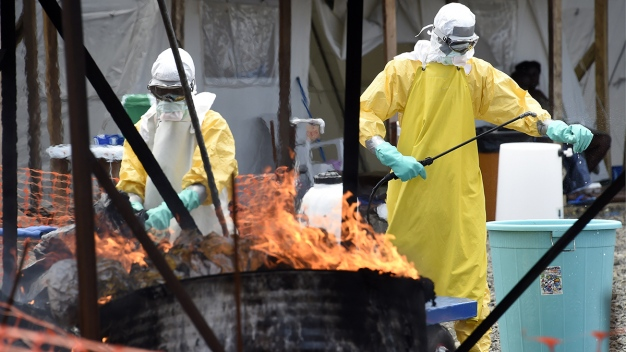 What You Need to Know: How the Ebola Virus Is Spread