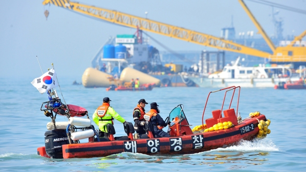 Sunken S. Korean Ferry Was Overloaded, Prosecutors Say