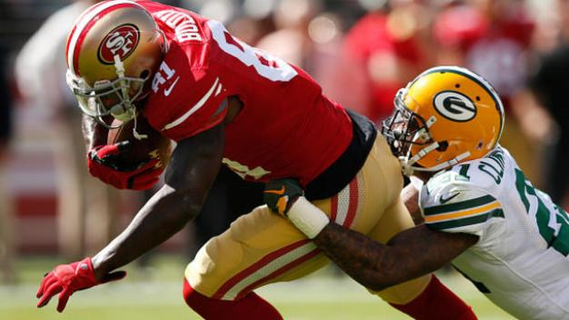 49ers Keep it Close, But Fall to Packers