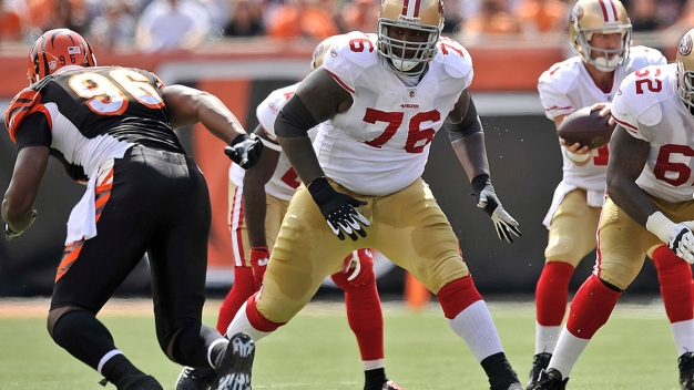 Can Anthony Davis Provide a Boost to 49ers' Offensive Line?
