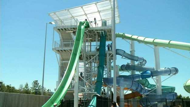 Boy Ejected From Slide at Dublin's New Water Park