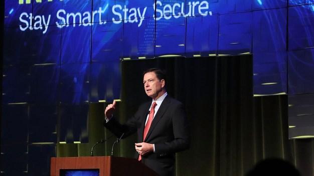 FBI Director Wants 'Adult Conversation' on Device Encryption