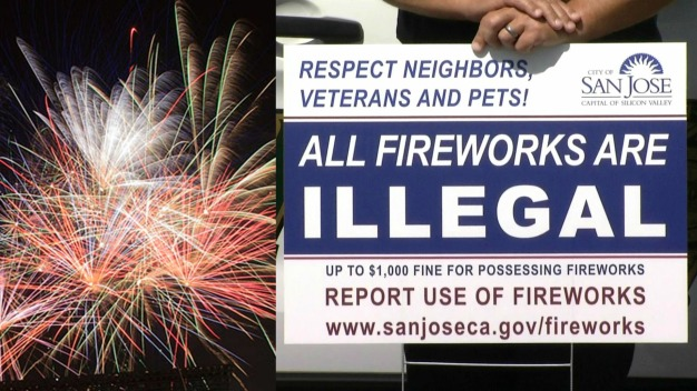 Fireworks Enforcement Ramps Up for Fourth of July