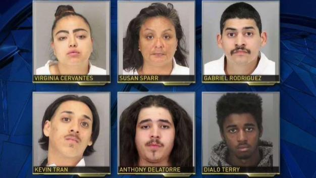 6 Arrested in Connection With Homicide at SJ Dollar Tree