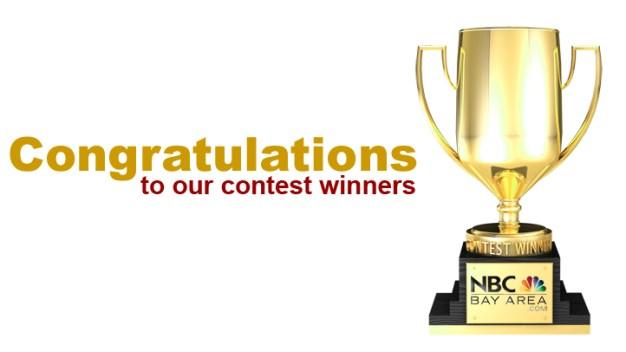 NBC Bay Area Contest Winners