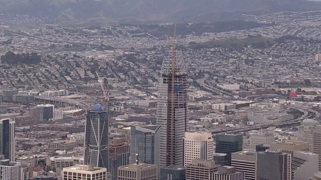New Salesforce Tower Fuels Concerns Over SF's Changing Face