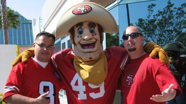 2013 49ers Fan Photos