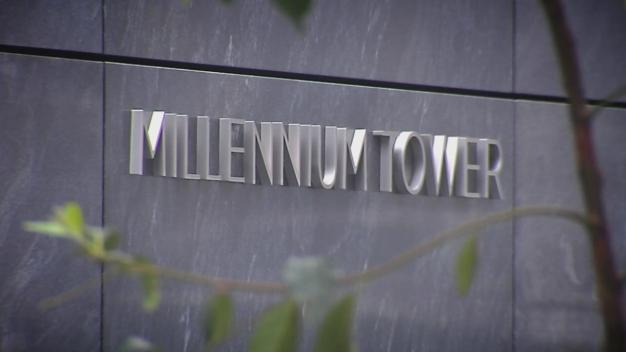 Soil Engineers Test Sinking Millennium Tower