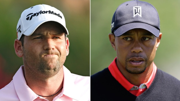 Garcia Tries to Move on After Gaffe With Woods